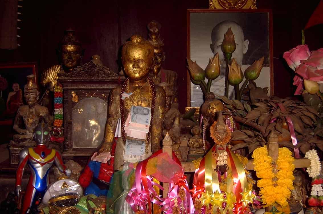 กุมาร ความเชื่อทางไสยศาสตร์ของคนไทย